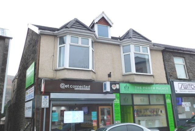 Thumbnail Flat to rent in Llynypia Road, Tonypandy, Rhondda