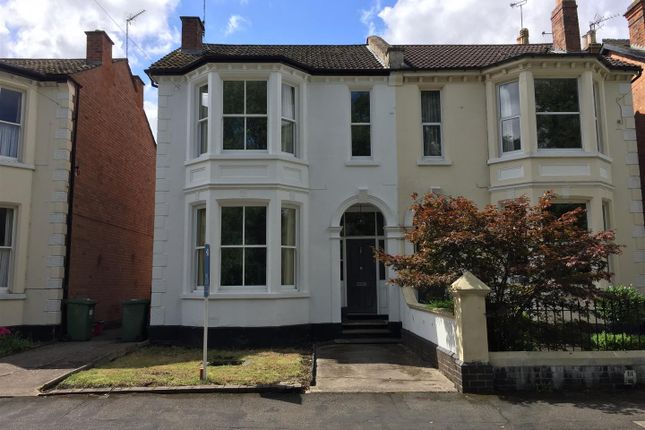 4 bed semi-detached house to rent in 16, Willes Terrace, Leamington Spa