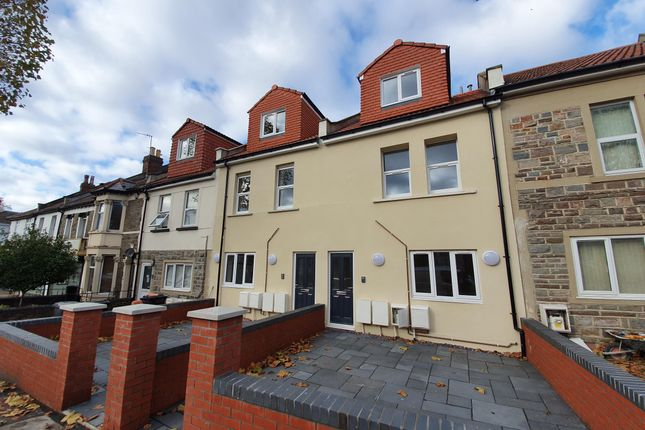 Thumbnail Flat to rent in Fishponds Road, Eastville, Bristol