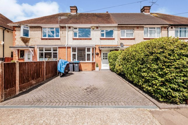 Thumbnail Terraced house for sale in Congreve Road, Broadwater, Worthing