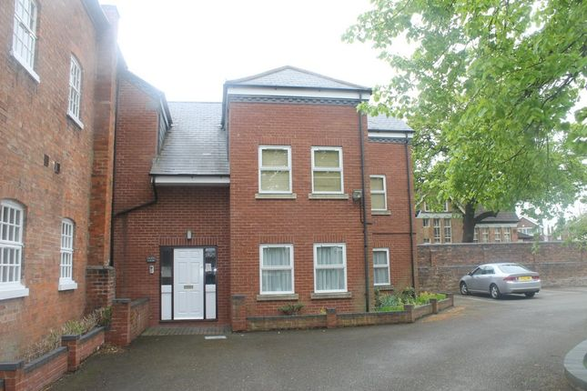 Thumbnail Flat to rent in Chapel Court, North Street, Atherstone