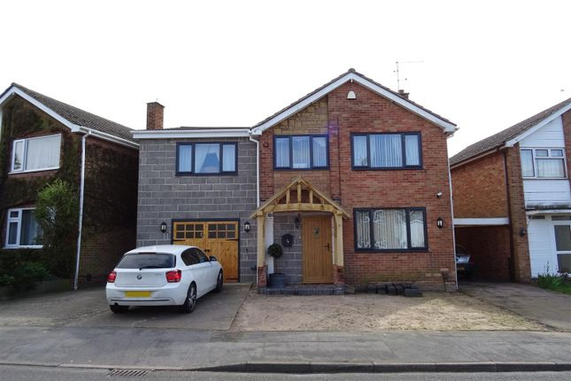 Thumbnail Property for sale in Valley Road, Ibstock, Leicestershire