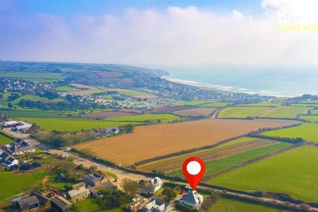 3 bed detached house for sale in Newtown, Germoe, Penzance, Cornwall TR20