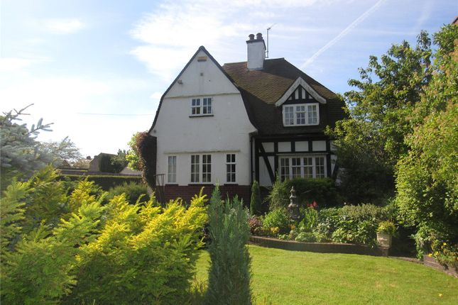 Thumbnail Detached House For Sale In The Hill Glapwell Chesterfield Derbyshire