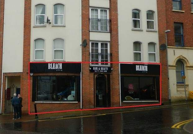 Thumbnail Retail premises to let in Hawkin Street, Londonderry, County Londonderry