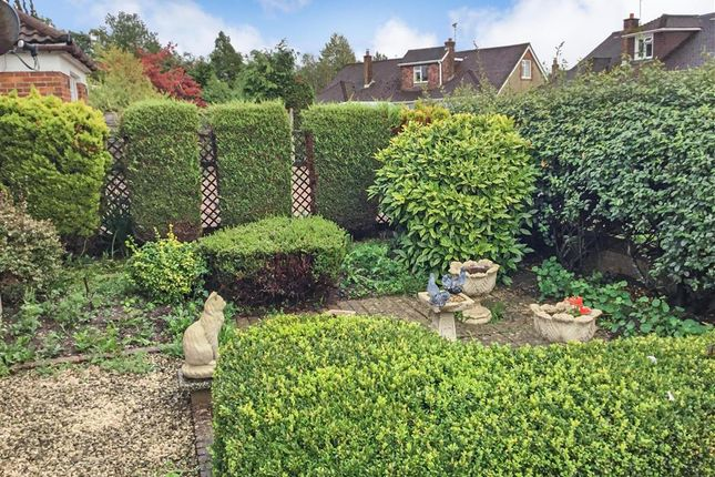 Rear Garden of Timberlea Close, Ashington, West Sussex RH20