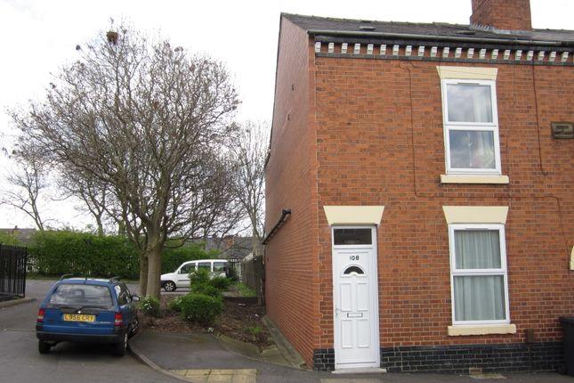 External View of Cobden Street, Derby DE22