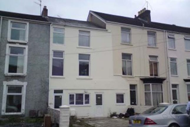 Thumbnail Flat to rent in Brunswick Street, Swansea