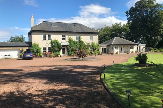 Thumbnail Hotel/guest house for sale in West Adniston Farm, Macmerry