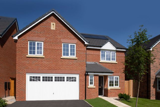 Thumbnail Detached house for sale in Plot 109 The Cavendish, Calder View, Daniel Fold Lane, Catterall
