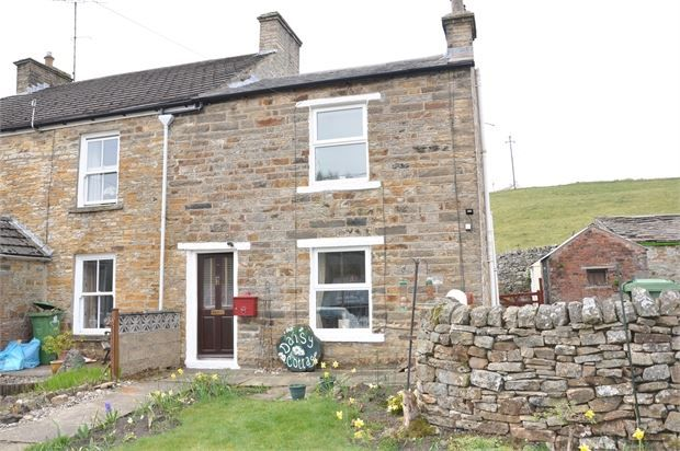 Thumbnail Cottage for sale in Daisy Cottage, Nenthead, Cumbria.