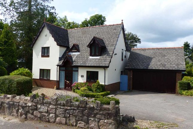 Thumbnail Detached house for sale in Devauden, Chepstow