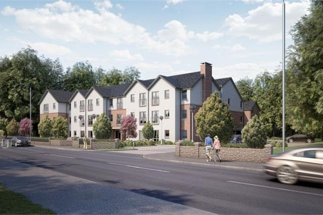Thumbnail Flat for sale in Apartment 20 Darroch Gate, Coupar Angus Road, Blairgowrie, Perthshire