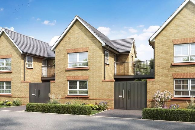"Thumbnail Detached house for sale in ""Onyx"" at Hassall Road, Alsager, Stoke-On-Trent"