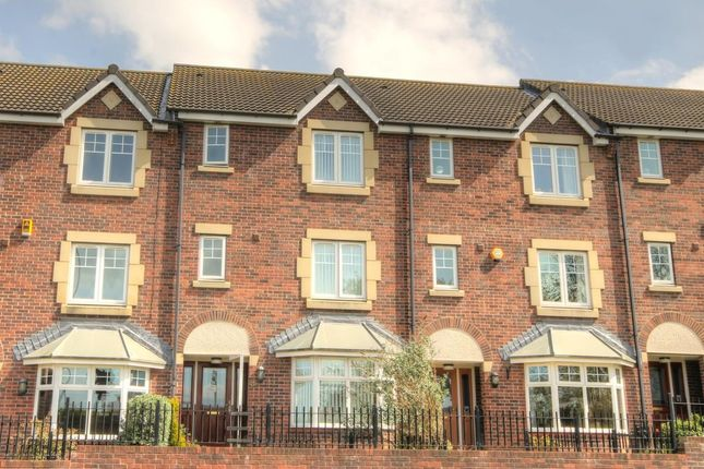 4 bed terraced house for sale in Chapel Grange, Westerhope, Newcastle Upon Tyne