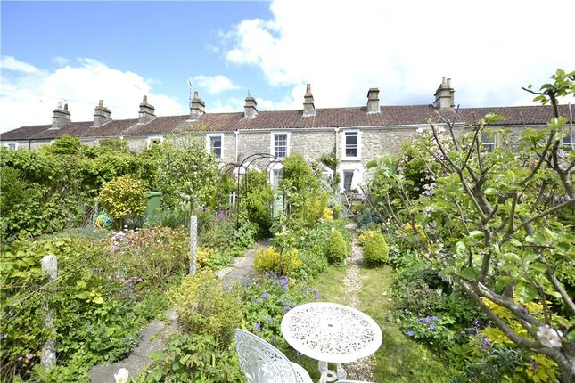 Thumbnail Terraced house for sale in Church Road, Weston, Bath, Somerset
