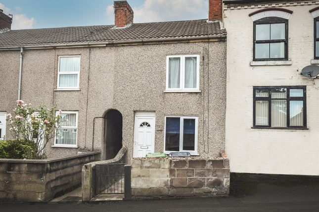 1 bed terraced house for sale in Derby Road, Marehay, Ripley DE5