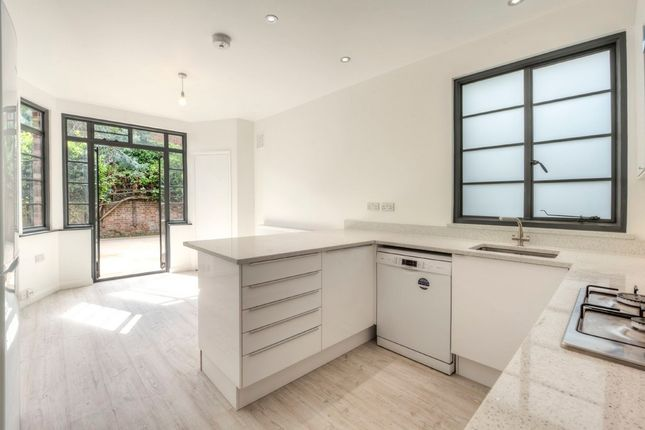 Thumbnail End terrace house to rent in Molesford Road, London
