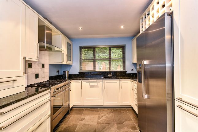 Thumbnail Detached house for sale in Benson Road, Crowthorne, Berkshire