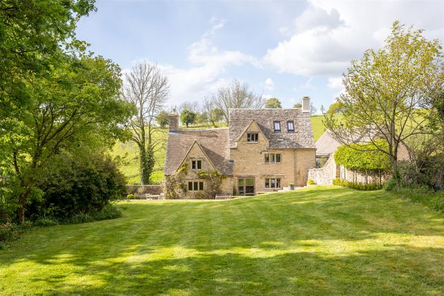 Thumbnail Detached house for sale in Middle Duntisbourne, Cirencester