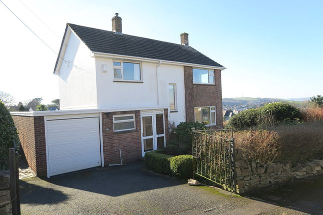 Thumbnail Detached house for sale in Great Churchway, Plymstock, Plymouth