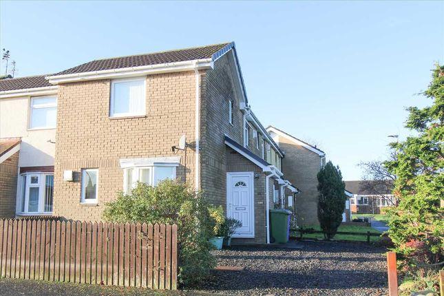 Thumbnail Terraced house for sale in Hayton Close, Eastfield Glade, Cramlington