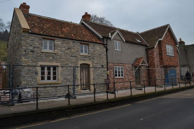 Thumbnail End terrace house to rent in Chilkwell Street, Glastonbury
