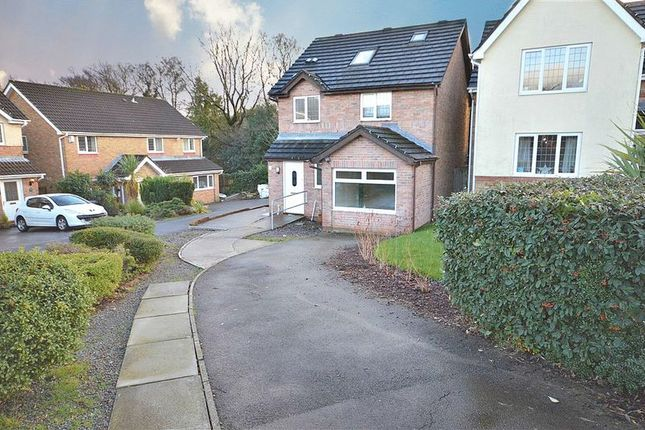 Thumbnail Detached house for sale in Pensarn Way, Henllys, Cwmbran