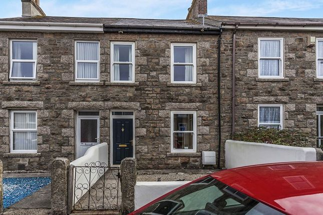 Thumbnail Terraced house for sale in Hughville Street, Camborne