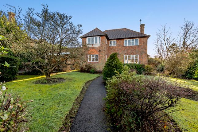 Thumbnail Detached house for sale in Heathside Road, Northwood