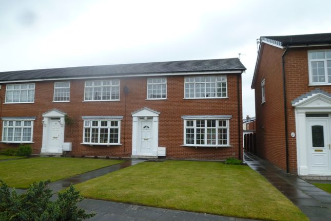 Thumbnail End terrace house to rent in Hawkeshead Street, Southport