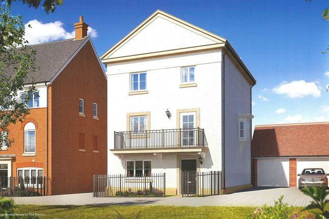 Thumbnail Detached house for sale in Queens Avenue, Aldershot