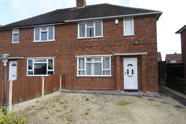 Thumbnail Semi-detached house to rent in Attlee Road, Bentley, Walsall