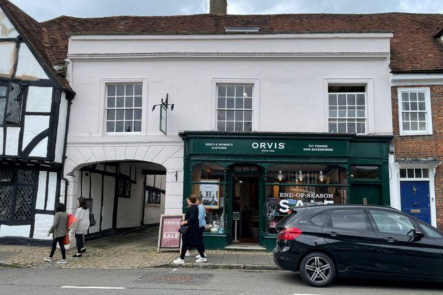 Thumbnail Retail premises to let in High Street, Amersham