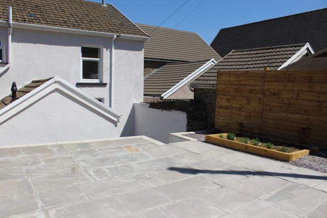 Thumbnail End terrace house for sale in Dewinton Street, Tonypandy