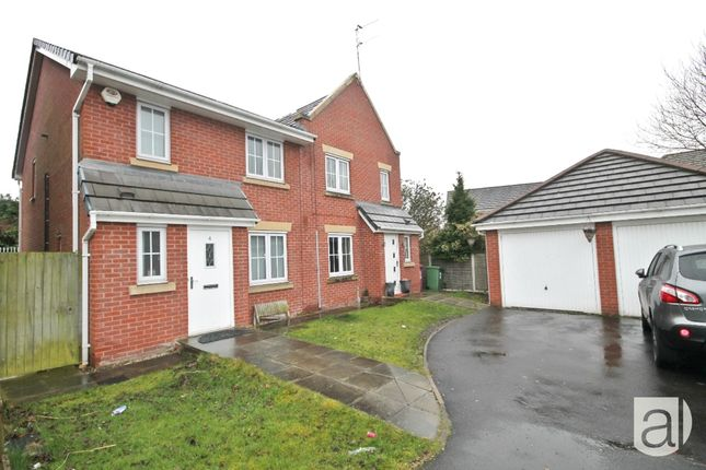 Thumbnail Semi-detached house for sale in October Drive, Tuebrook, Liverpool
