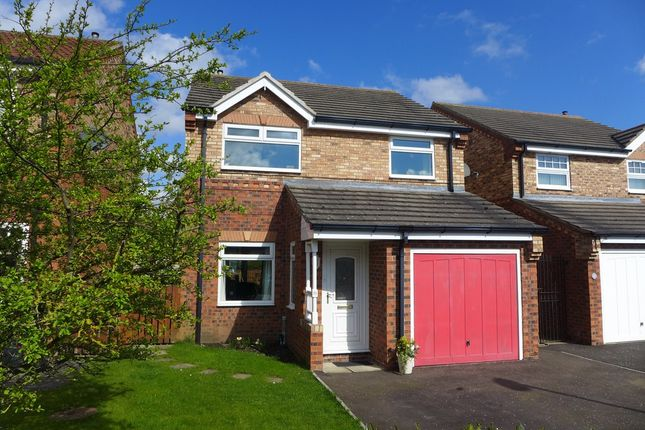 3 bed detached house for sale in Peirse Close, Bedale