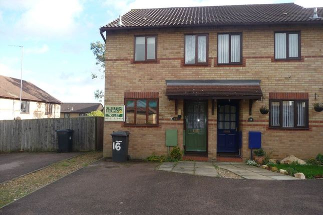 Thumbnail Property to rent in Salcey Close, Daventry