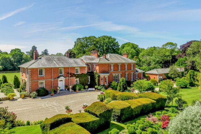 Thumbnail Country house for sale in Staunton-On-Arrow, Nr Leominster, Herefordshre