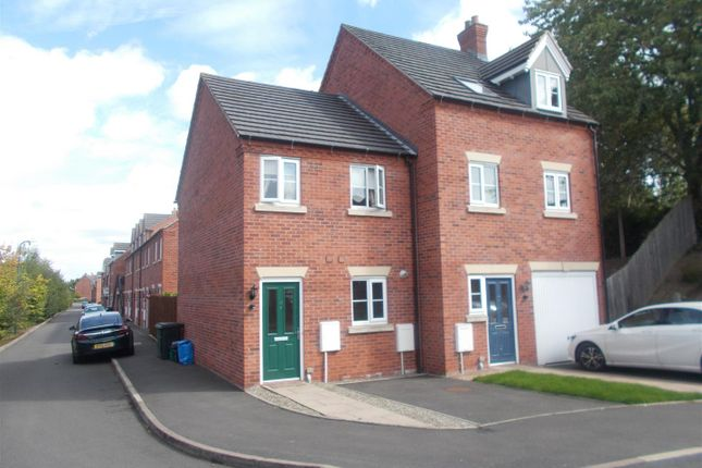 Thumbnail Semi-detached house for sale in Sutton Bridge, Shrewsbury
