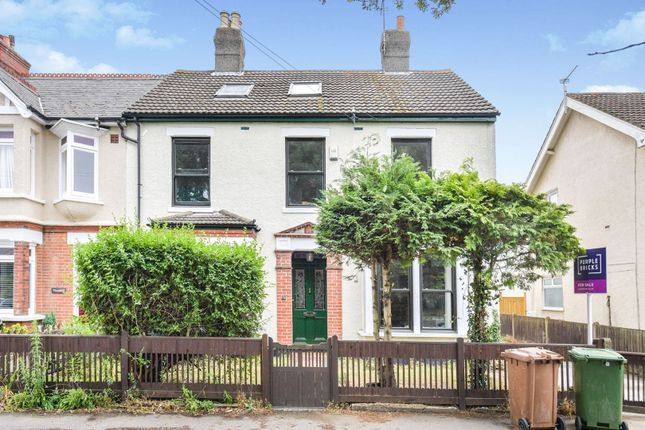 Thumbnail Semi-detached house for sale in Heathclose Road, Dartford