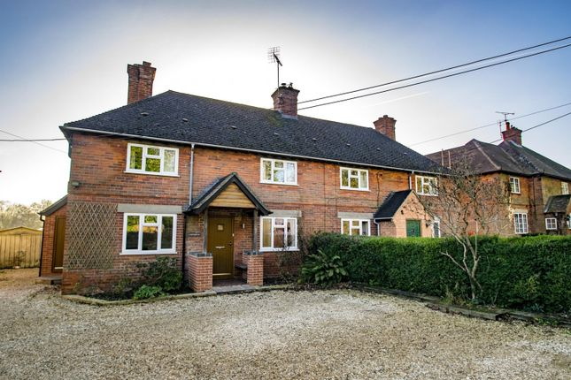 Thumbnail Semi-detached house for sale in Nuthatch, Checkendon, Reading