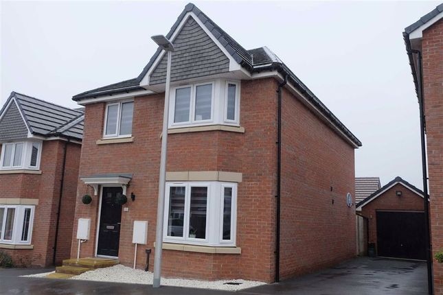 Thumbnail Detached house for sale in Rhoose Way, Rhoose, Vale Of Glamorgan