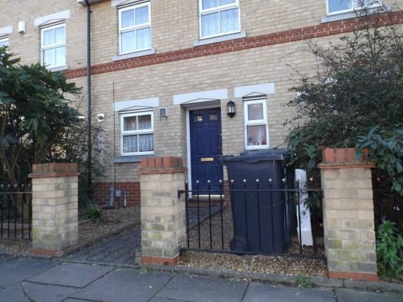 Thumbnail Terraced house for sale in Campbell Road, Tottenham, Harringey, London