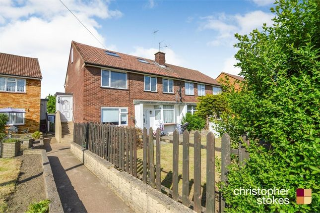 Thumbnail Maisonette for sale in Wickham Close, Enfield, Middlesex