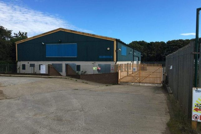 Thumbnail Industrial for sale in Pinfold Lanebridlington, N Yorks