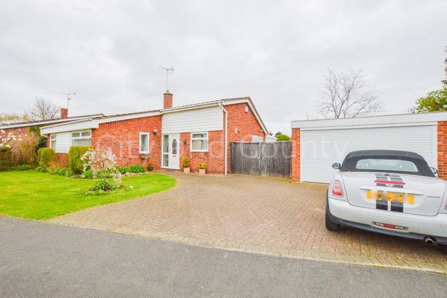 3 bed detached bungalow for sale in Clare Road, Northborough, Peterborough PE6