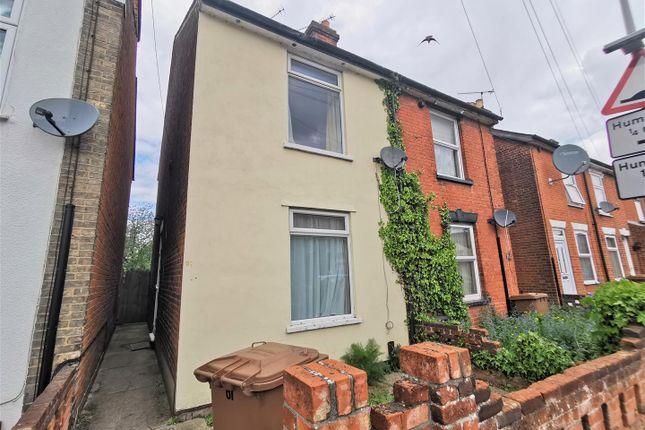2 bed semi-detached house for sale in Hampton Road, Ipswich IP1