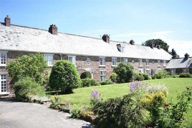 Thumbnail Terraced house for sale in Stevenstone, Torrington