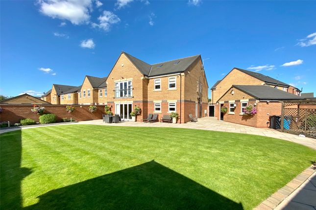 Thumbnail Detached house for sale in Oak Croft, Hull, East Yorkshire